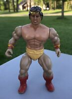 Vintage 1982 Remco The Lost World Of Warlord Hercules-Incomplete
