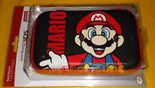 MARIO HARD POUCH NINTENDO 3DS (Borsa Porta) ○○○○ NUOVO
