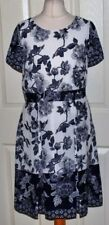 Marks and Spencer Women's Tea Dresses with Cap Sleeve
