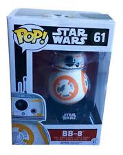 Star Wars The Force Awakens #61 BB-8 Funko Pop Figure