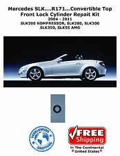 04-11 Mercedes SLK 280 350 55 AMG R171 Hydraulic Cylinder Roof Repair Kit