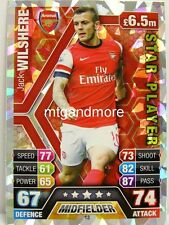 Match coronó 2013/14 Premier League - #013 Jack Wilshere-Star Player