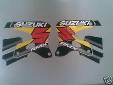 RMX SUZUKI STICKER KIT 2001