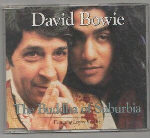 david bowie - the buddha of suburbia   cd