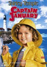 Shirley Temple Captain January (R4 DVD, 2005)