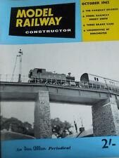 Model Railway Constructor 10 1962