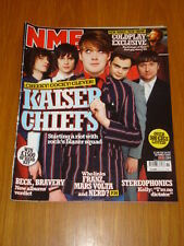 NME 2005 MAR 19 KAISER CHIEFS BECK BRAVERY COLDPLAY