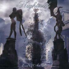 CDs de música rock nightwish