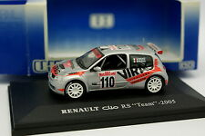 Universal Hobbies UH 1/43 - Renault Clio Rallye Monte Carlo 2003 Virages