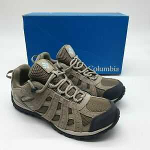 Womens Columbia Trainers Redcrest Waterproof Walking Shoes Size UK 5 Brand New