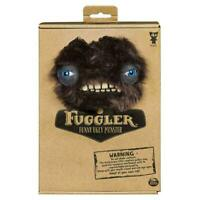 """FUGGLER MUNCH MUNCH BROWN 8"""" PLUSH SOFT TOY  BY SPIN MASTER BRAND NEW  IN BOX"""