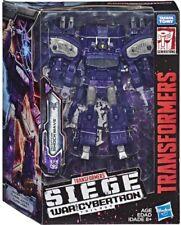 Transformers Siege War for Cybertron Leader Shockwave