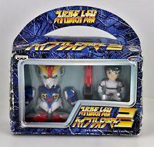 Banpresto 2000 Super Robot Hybrid Armor Gundam Z popy bandai chogokin