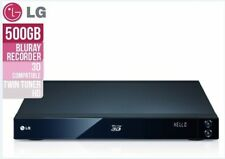 LG BLURAY & DVD DISC RECORDER 3D 2D HDTV 500GB HDD TWIN TUNER PVR BR625T $649RRP