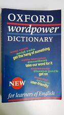 OXFORD WORDPOWER DICTIONARY – FOR LEARNERS OF ENGLISH - OXFORD UNIVERSITY PRESS
