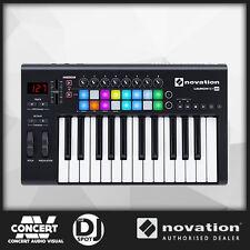 Novation Launchkey 25 mk2 Key Performance & iOS Controller