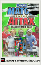2010-11 Match Attax Card Game Collectors Card Album (Pages + Bonus Pack)