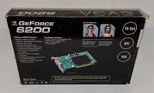 EVGA Nvidia GeForce 6200 Graphics Card AGP 8X 512MB DDR2 512-A8-N403-LR