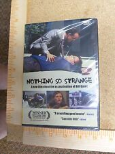 Ten (10) Nothing So Strange DVDs Brian Fleming's Controversial Film (Mature)