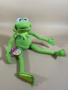 1999 Tyco Magic Talking Kermit The Frog Sesame Street 30th Anniversary with Tags