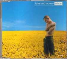 Love And Money - Winter - CDM - 1991 - Pop Rock