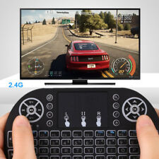 2.4G Mini Wireless Backlight/Backlit Touchpad keyboard For Android Smart Tv Box