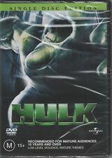HULK   **New & Sealed**