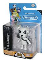 World of Nintendo Animal Crossing (2016) Jakks Pacific KK Slider Figure
