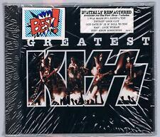 KISS GREATEST  CD F. C. SIGILLATO!!!