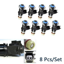 8Pcs Fuel Injector Set for 2004-2010 Chevy GMC 4.8 5.3 6.0 6.2 12580681
