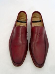 PS Paul Smith Loafers Shoes Soft Leather Size UK 7 EU 41