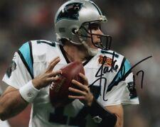 JAKE DELHOMME signed autographed NFL CAROLINA PANTHERS photo