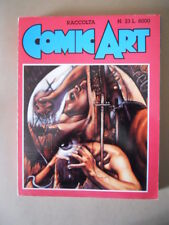 COMIC ART - Raccolta n°23 1987 - Saudelli Magnus Mattioli Milazzo Berardi [D14]