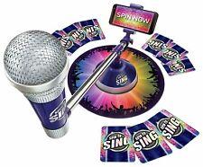 Spin to Sing Game.