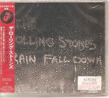 "THE ROLLING STONES ""Rain Fall Down"" Japan Sample Promo CD sealed"
