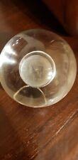 Teca  cm 9,5 espositore PLEXIGLASS per moneta medaglia 32mm diametro supporto