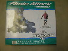 2565) 1990's Us Size 5 In-Line Skates Transit Skate Attack By Ultra Wheels