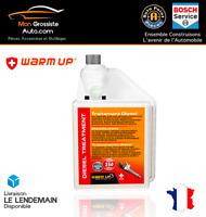 WARM UP DIESEL TREATMENT Traitement Diesel Traite 250 Litres