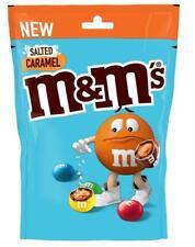 3 x M&M's Salted Caramel Treat Bag 80g