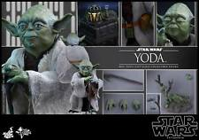 (ES) HOT TOYS 1/6 STAR WARS EPISODE V THE EMPIRE STRIKES BACK MMS369 YODA FIGURE