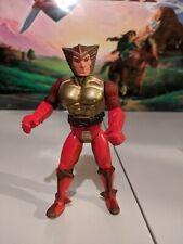 STAR HAWK BATTLEHAWKS Vintage 1980's Sungold Action Figure X-Changers KO RARE!!!