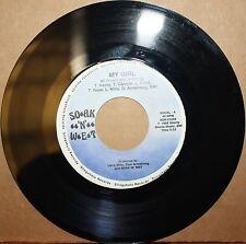 """SOAK """"N"""" WET **MY GIRL** 1988 Modern Soul 45 on SLINGSHOTZ 23288"""