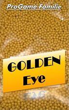 """1kg Softairkugeln """"Golden Eye"""" (gold) von Pro Game ca. 8333 Stück (0,12 Gramm)"""