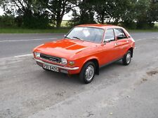 1978 Austin Allegro 1300 SDL 43000 miles Service  history 4 owners