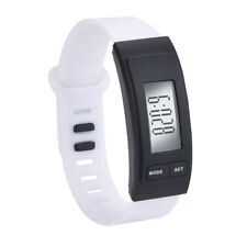 Womens Mens Activity Tracker Watch Bracelet Pedometer Digital LCD Sports Watches
