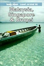 Lonely Planet Malaysia, Singapore & Brunei: A Travel Survival Kit (6th ed) Turn