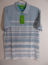 435336004 New- Hugo Boss Men's Short Sleeve Polo Shirt Paule 8 50329692 Large