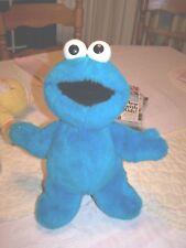 1997 Sesame Street Tickle Me Cookie Monster Tyco Plush