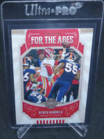 2019 Panini Legacy Patrick Mahomes II For The Ages Insert Card CHIEFS