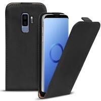 Slim Flip Cover Case Samsung Galaxy S9 Schutzhülle Handy Schutz Hülle Tasche